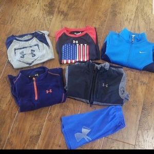 Under armour size 3t